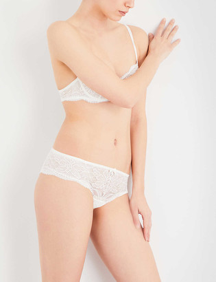 Simone Perele Eden Chic floral-lace shorty briefs
