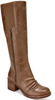 Bare Traps Dallia Block-Heel Boots