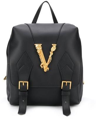 Versace Virtus satchel backpack