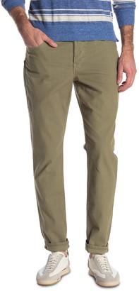 Hudson Axl Zip Skinny Jeans