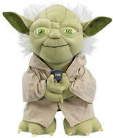 Star Wars Talking Plush Yoda