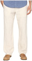 Perry Ellis Drawstring Linen Pants