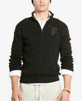 Polo Ralph Lauren Men's Half-Zip Sweater