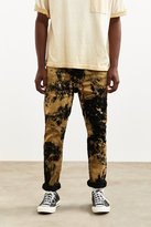 Urban Outfitters Bleached Black Levi's 510 Skinny Jean