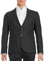 Strellson Wool Two-Button Jacket