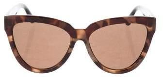 Le Specs Liar Lair Cat-Eye Sunglasses