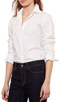 Lauren Ralph Lauren Cotton Long Sleeve Shirt