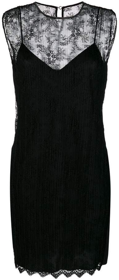 Alexander Wang lace shift dress