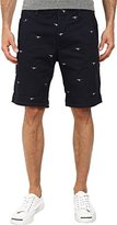 G Star G-Star Men's Bronson Aop 1/2 Short Mazarine Blue Shorts