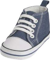 Playshoes Canvas Baby Toddler Sneaker, Babyshoes, Booties (, )