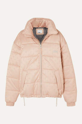 BEIGE Gmbh GmbH - Debs Oversized Padded Wool-blend Jacquard Jacket