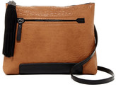 French Connection Camden Faux Leather Clutch