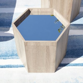 Cyan Design Honeycomb Tray Table
