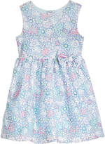 Hello Kitty Printed Lace Dress, Little Girls