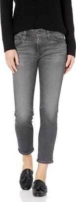 AG Jeans Women's EX-Boyfriend Slim FIT Tapered Leg Jean