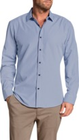 TAROCASH Halton Grid Check Shirt