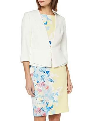 Comma Women's 81.904.54.5816 Suit Jacket, (White 00), 6 (Size: )