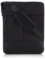 Jeff Banks Black Padded Tablet Bag