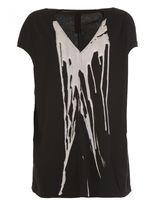 Drkshdw V-neck T-shirt