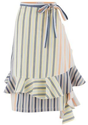 J.W.Anderson Wrap skirt