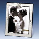 Godinger White Epoxy Wedding Frame - 8X10