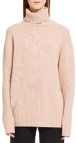 Chloé Women's Colorblock Cashmere Turtleneck Sweater