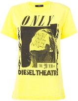 Diesel printed T-shirt - women - Cotton - XS