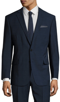 Brooks Brothers Printed Regent Wool Sportcoat