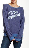 Wildfox Couture I&ll Be Napping Pullover