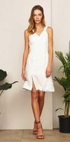 Adelyn Rae Sleeveless Woven Lace Jaclyn Sheath Dress