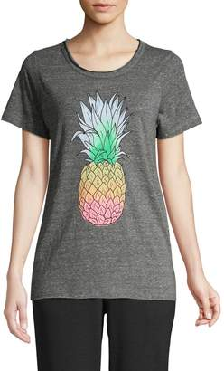 Chaser Pineapple Graphic T-Shirt