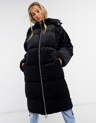 Juicy Couture Helena puffer coat
