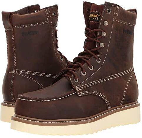 93f26ff2c1e Loader 8 Steel Toe Boot