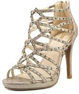 Bar III Brooke 2 Open Toe Synthetic Platform Sandal.