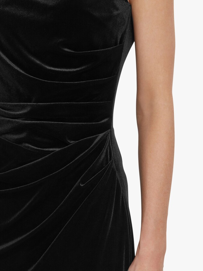 Thumbnail for your product : Gina Bacconi Brialli Velvet Dress