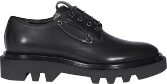 Givenchy Pin Detail Combat Derby Shoes