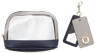 Tommy Hilfiger Makeup Bag with Keyring Gift Box