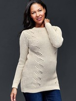 Gap Plaited cable sweater pullover