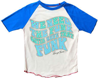 Rowdy Sprout We Want The Funk Raglan T-Shirt
