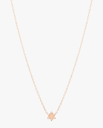 Zoë Chicco Star of David Itty Bitty Pendant Necklace