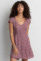 American Eagle Outfitters AE Button Front Shirtdress