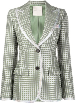 Marco De Vincenzo Slim Fit Blazer