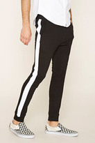 Forever 21 Paneled French Terry Joggers