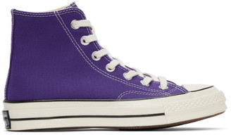 Converse Purple Chuck 70 High Sneaker
