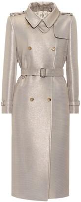Max Mara Haven wool-blend trench coat
