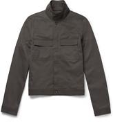 Rick Owens - Cotton-canvas Jacket