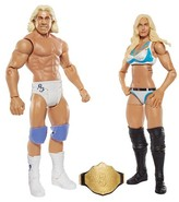 WWE Charlotte and Ric Flair Action Figure 2-Pack