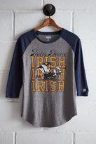 Tailgate Notre Dame Irish Raglan