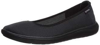 Crocs Women's Reviva Flat Shoe