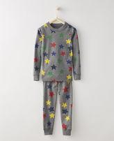 Hanna Andersson Long John Pajamas In Organic Cotton